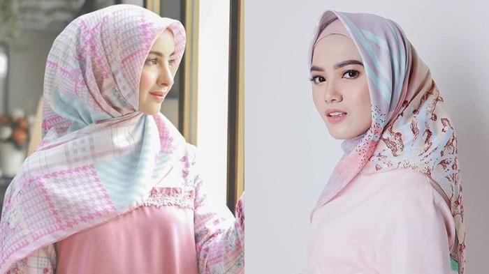 Ada beberapa Ragam Tampilan Hijab Voal yang Lembut dan Anti Gerah. Sederhana tapi Cantik