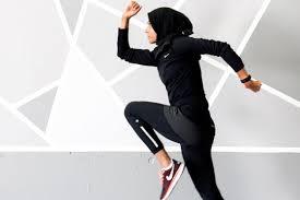 Bermacam Model Jilbab yang Paling Cocok untuk Olahraga