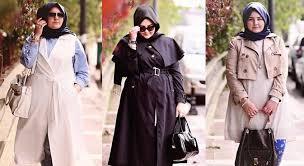 Model Pakaian Hijab untuk Menyamarkan Payudara Besar