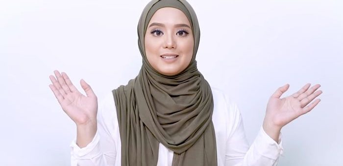 Tips Pakai Hijab Pashmina Untuk Pemula Yang Simpel dan Modis
