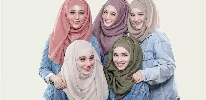 Bahan Hijab Paling Favorit Para Hijabers Milenial