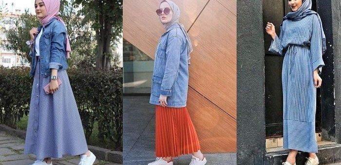 Tips Fashion Hijab untuk Kamu Yang Bertubuh Mungil