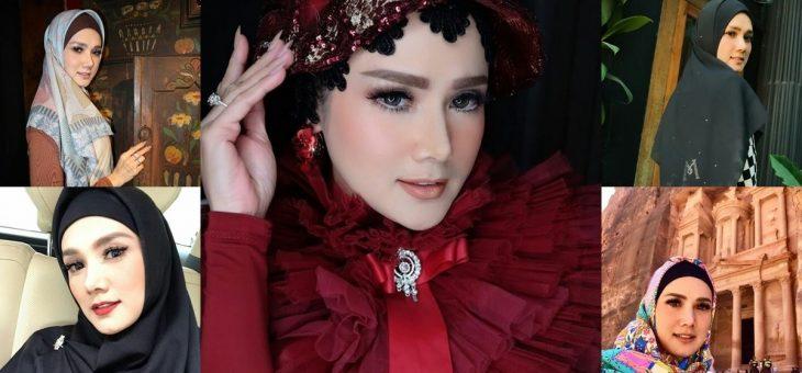 Mix and Match Busana Hijab Syar'i Ala Mulan Jameela