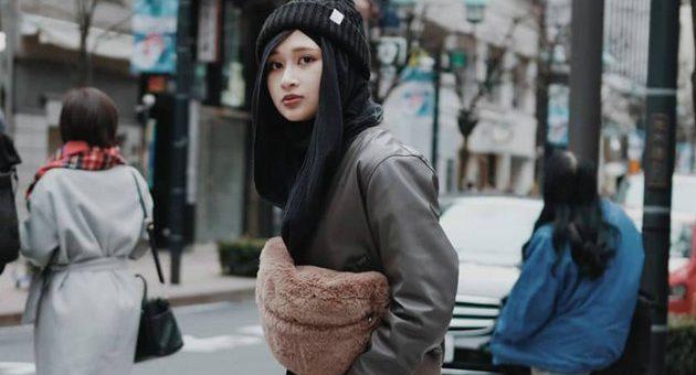 Model Hijab Ala Jepang Terkini Selebgram Indonesia