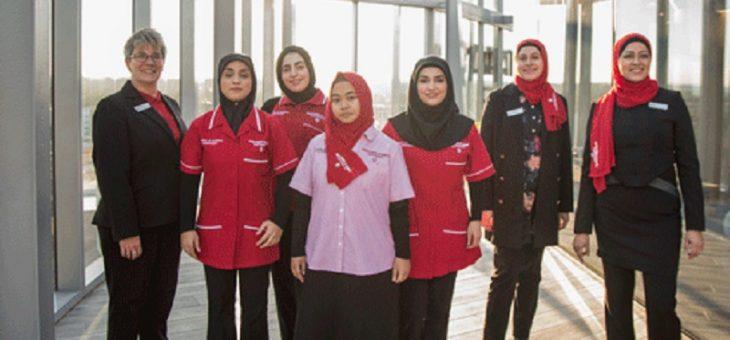 Kampus Di Australia Membuat Hijab Khusus Mahasiswi