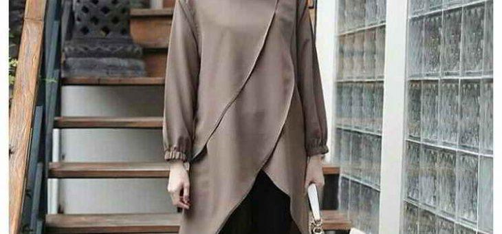 Style Hijab Yang Melihat Kamu Akan Merasa Kalem Sekali Saat Pergi ke Kampus