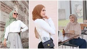 Aneka Warna Hijab Selain Hitam dan Putih Untuk Dipakai Sehari-hari