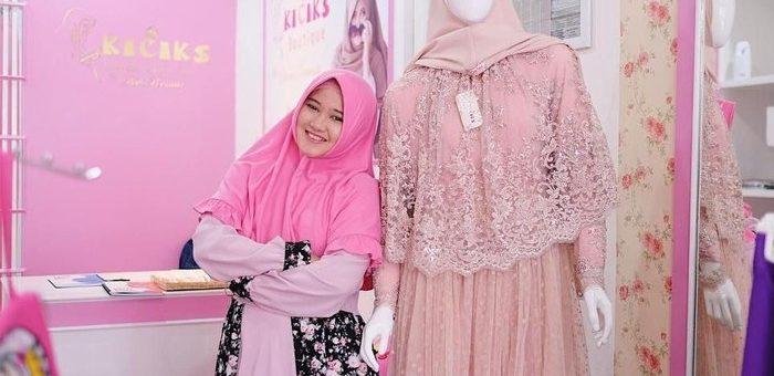 Penemu Hijab Anti Tembam Dapat Penghargaan dari Kempora