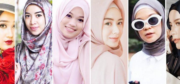 Hijaber Harus Punya 5 Hijab Cantik Paling Populer di tahun 2020