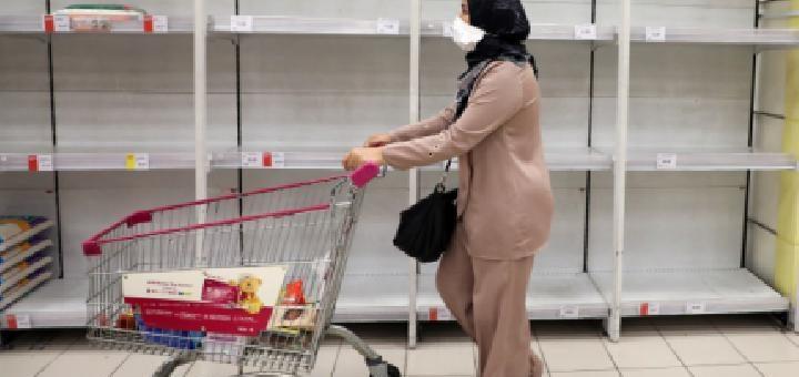 Beberapa Cara Belanja Aman di Supermarket Di Saat Wabah Corona Covid-19