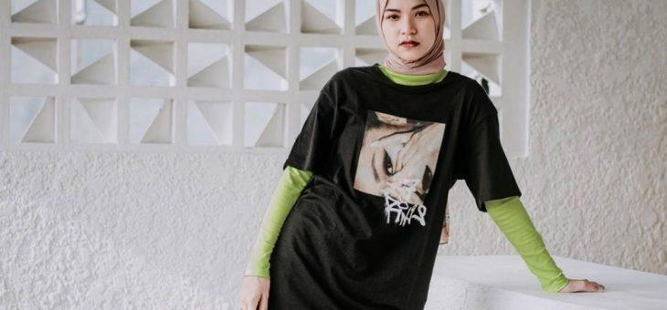 Mix And Match Hijab Kulot ala Selebgram, Serasi untuk Santai dan Jalan-jalan