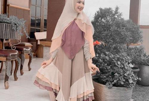 Model Gaya Hijab Syar'i untuk Anak Milenial