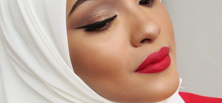 Tips Gunakan Lipstik Merah Supaya Wajah Tampil Lebih Cerah Tanpa Makeup