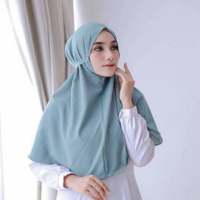 Hijab Bergo Milenial Nyaman Dan Tips Penggunaannya Avanascarf
