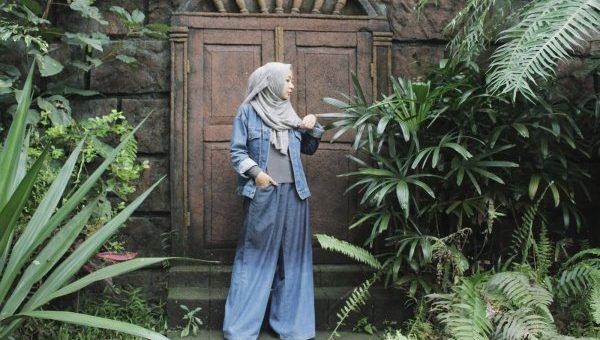 Beberapa Jenis Celana Kulot Jeans untuk Hijaber Agar Terlihat Anggun dan Stylish