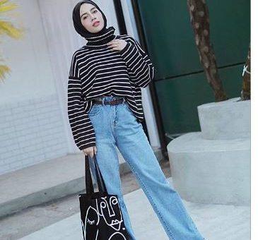 Tetap Terlihat Sopan Pakai Celana Jeans Silahkan Di Coba Mix and Match Ini