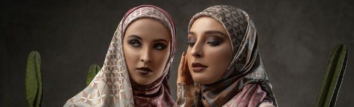 Hijabers Bisa Tampil Menarik dengan Hijab Motif Bolak-balik