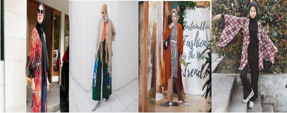 Rekomendasi Outwear Hijab milenial Yang Cantik dan Modis