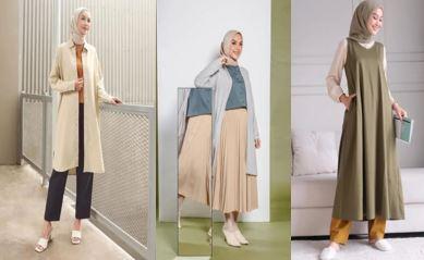 Hijab Minimalis Sedang Populer Menjadi Andalan 3 Selebgram
