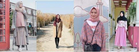 Hijab Fashion K- POP Ala Korea Sesuai Untuk Hijabers