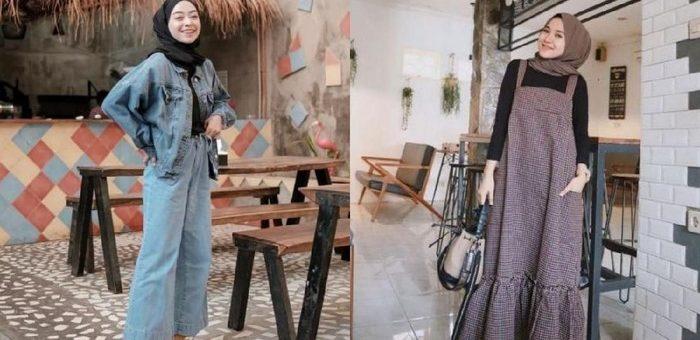 Beberapa OOTD Hijab Kasual Terbaik Khusus Mahasiswa