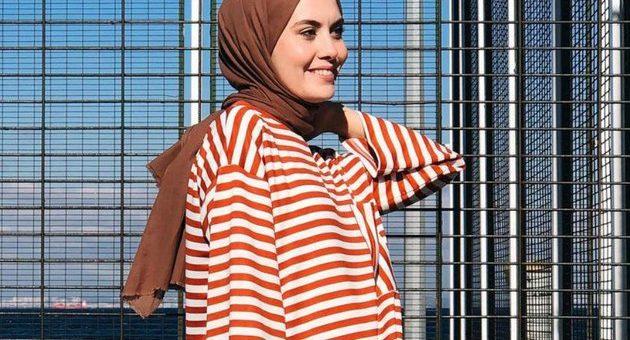 Tips Mix and match Baju Oversized dengan Hijab, Tampil Santun