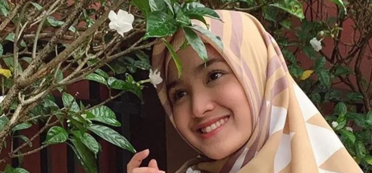 Cut Syifa Di Baluti Hijab Saat Meet and Greet Dalam Sinetron Samudra Cinta