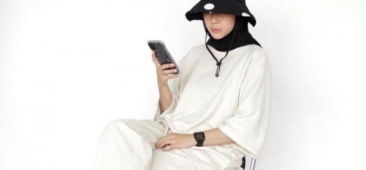 Tips Padu-Padan Hijab OOTD Monokrom