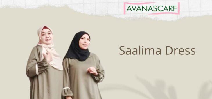 Saalima Dress