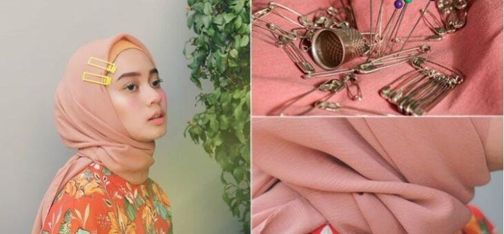 Beberapa Trik Supaya Hijab Selalu 'Stay' Tidak Mudah Melorot