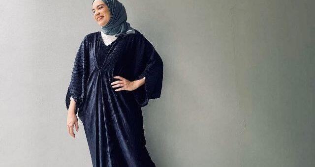 Inspirasi Hijab OOTD Putri Anne Istri Arya Saloka, Simpel dan Cantik