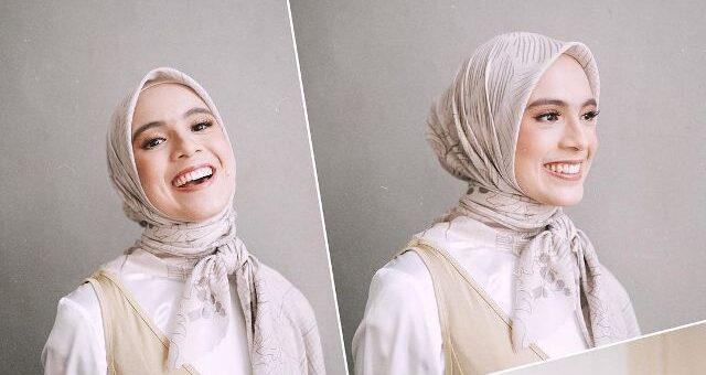 Gaya Busana Hijab yang Super-Simpel khas Nycta Gina