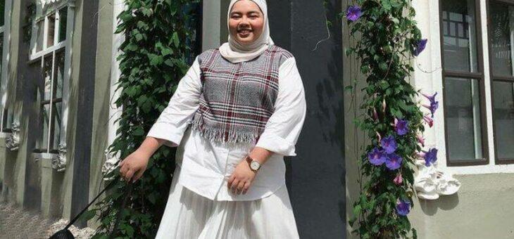 Rekomendasi Style untuk Hijabers Gemuk, Modis dan Sopan!