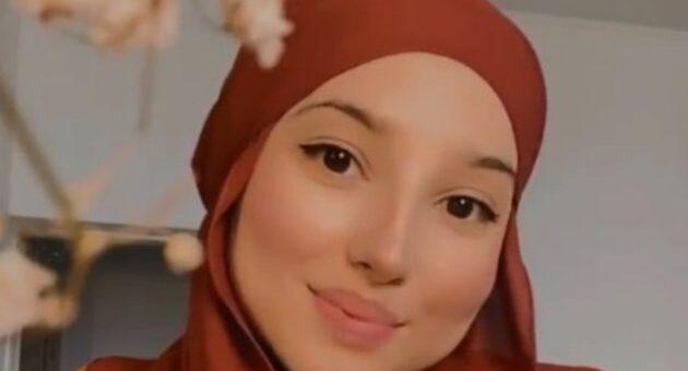 Tutorial Model Gaya Hijab Bandana-look, Praktis Hanya Gunakan Hijab Pashmina