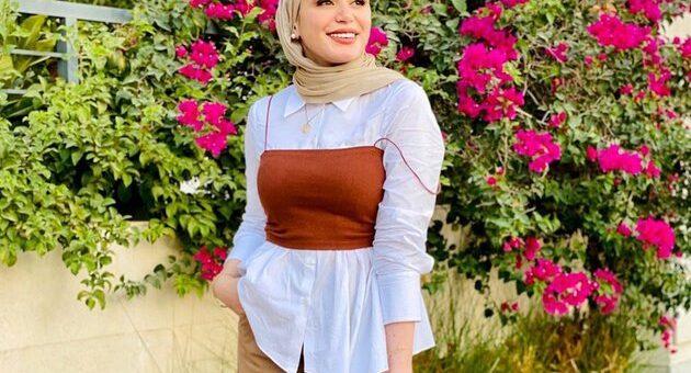 Beberapa Rekomendasi Mix And match Crop Top dengan Outfit Hijab