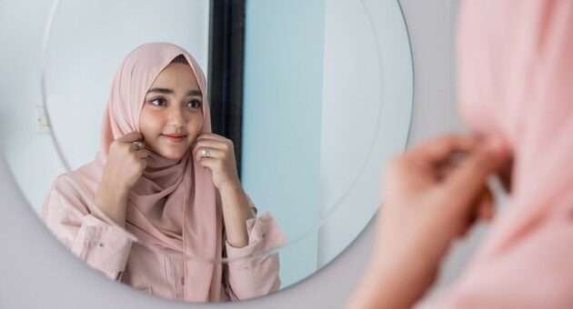 Hijab Segi Empat Paris Premium 'Daily Look', Menawan dan modis